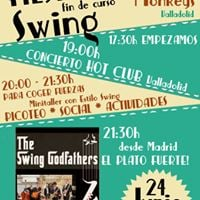 Fiesta SWING fin de curso Lindy Monkeys