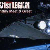 Monthly Meet &amp Greet