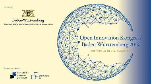 Open Innovation Kongress Baden-Wrttemberg 2019