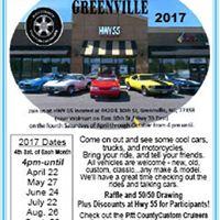 Pitt County Custom Cruisers Car Show