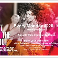 Absolute Zumba Augusta Park Bank Holiday