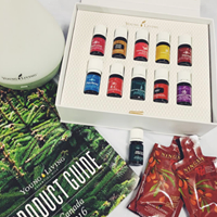 Sharlene's Oil Creations with Young Living Essential Oils