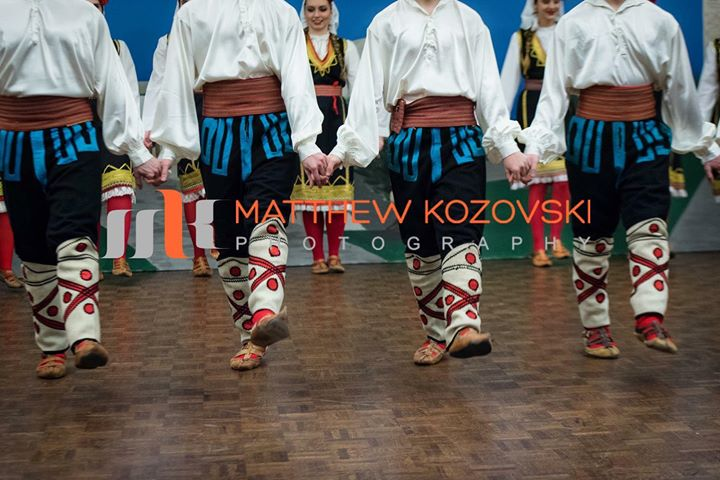Ensemble Makedonkas 3rd Annual Open Practice