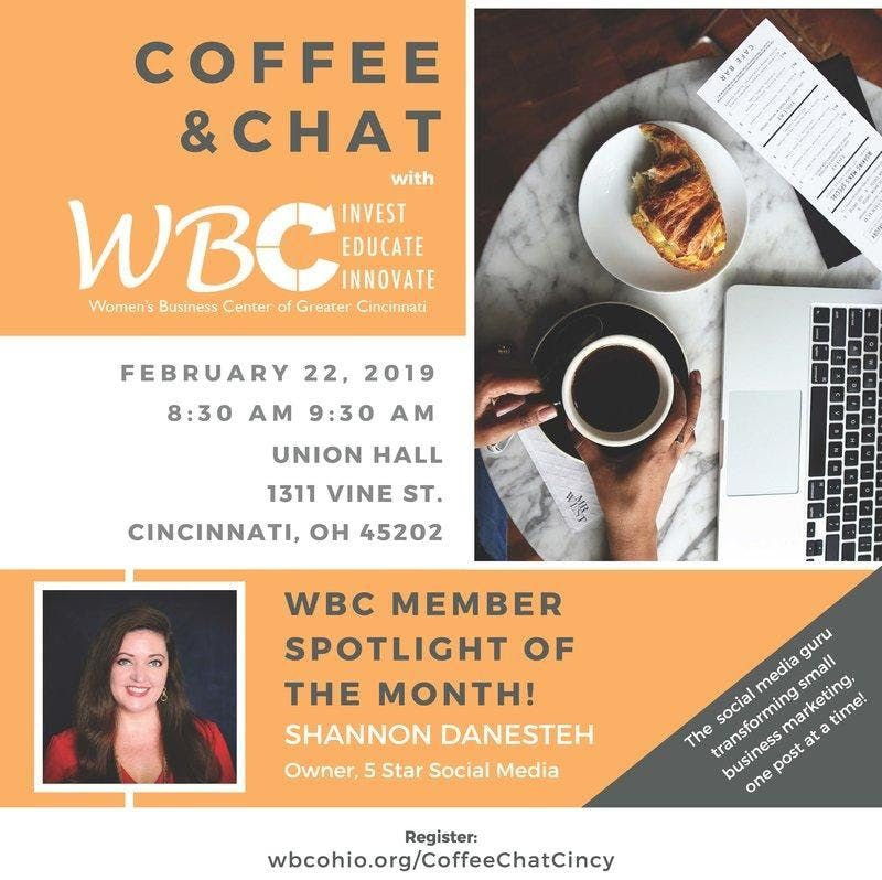Coffee & Chat with the WBC