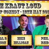 Laugh Kraut Loud - 12th May 2017