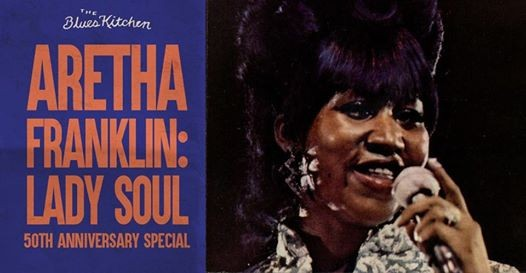 Aretha Lady Soul 50th Anniversary