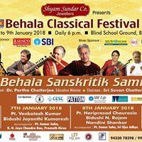Behala Classical Festival Season 6
