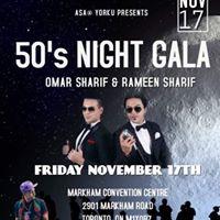 ASAYorkU 50s Night Gala
