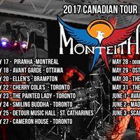 Monteith Live at Doors Ft Robin Jupiter
