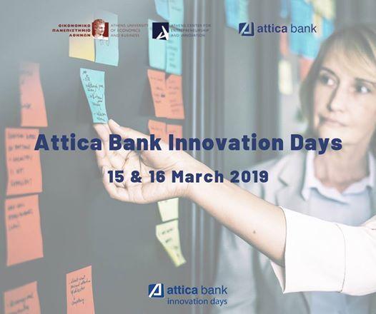 Attica Bank Innovation Days