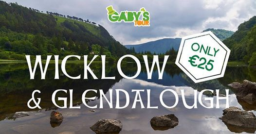 Wicklow & Glendalough Tour - Only 25 - Gabys Tour