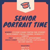 Senior Portrait Session