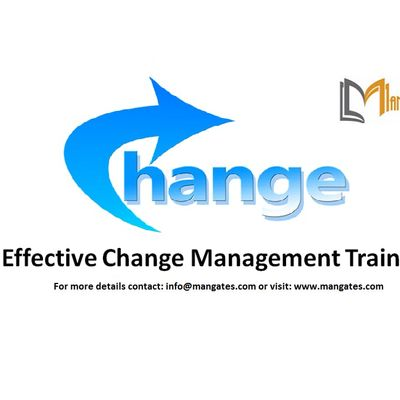 Effective Change Management Training in Columbus OH on Jun 26th 2019