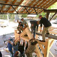 Spring Timber Frame Workshop