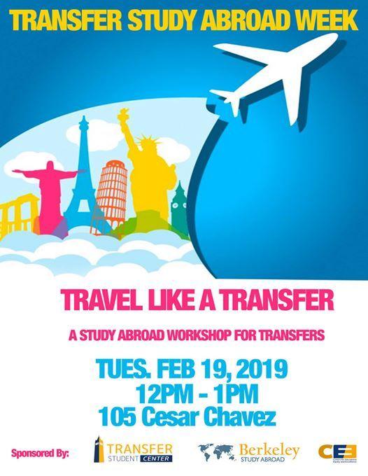 Travel Like A Transfer