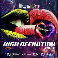 High Definition Vol - 2