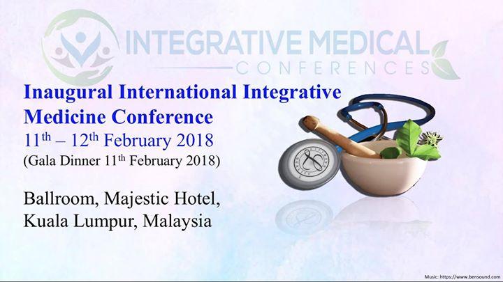 Inaugural International Integrative Medicine Conference at