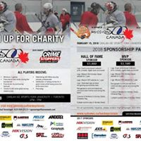 Mission 500 3rd Annual Hockey Classic