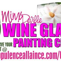 Holiday Wine Glass Painting Nov 28