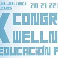 X Congreso Wellness y Educacin Fsica