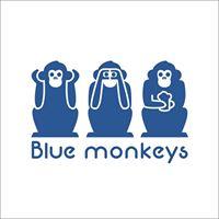 Blue monkeys
