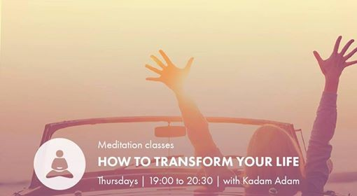 Meditation classes - How to transform your life