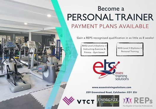 Nvq L2 Certificate In Fitness Instructing At Energyze Gym Fitness