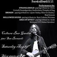 Chris Cornell Tribute Show