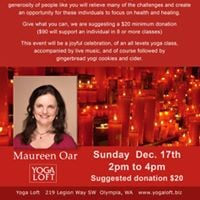 The Season for Giving Creating Scholarship for Cancer Journey