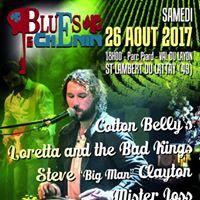 Festival Blues en Chenin