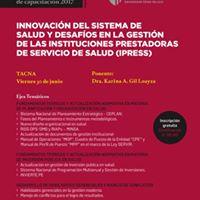 Seminario Innovacion del Sistema de Salud