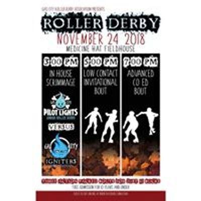 Gas City Roller Derby Association