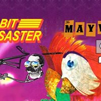 Eight Bit Disaster w Dr. Copter at The Maywood