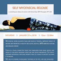 Self Myofascial Release Workshop