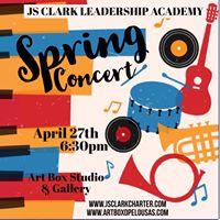 JS Clark Leadership Academy Spring Concert