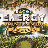 Energy Music Festival - O Mundo Paralelo