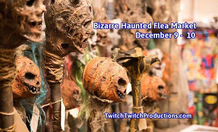 Bizarre Haunted Flea Market, Old Bethpage Village ...