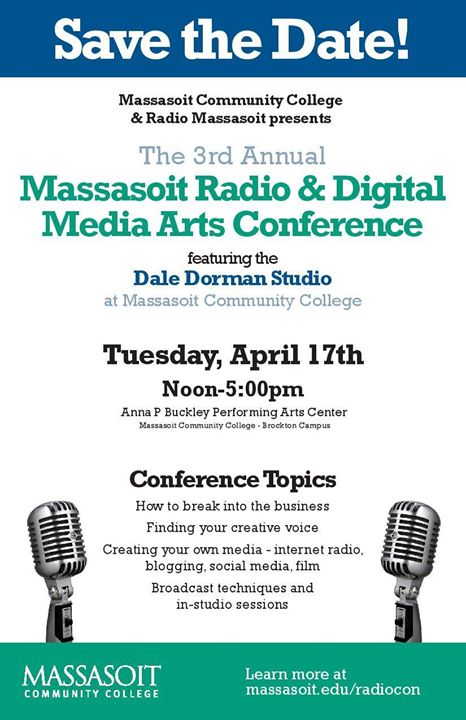 Massasoit Campus Map.Massasoit Radio And Digital Media Conference At Massasoit Community