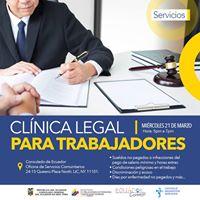 Clnica Legal para Trabajadores