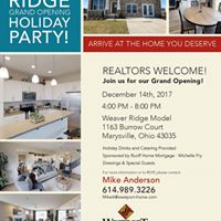 Join us for our Weaver Ridge Grand Opening