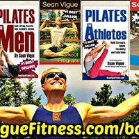 YogaPilates class by Sean Vigue