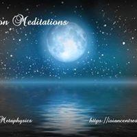 Full Moon Meditation and Healing Circle