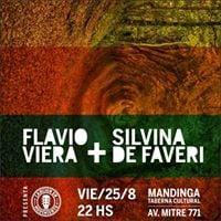 Flavio Viera Grupo &amp Silvina De Faveri  Ciclo de Conciertos