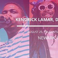 Kendrick Lamar YG DRAM