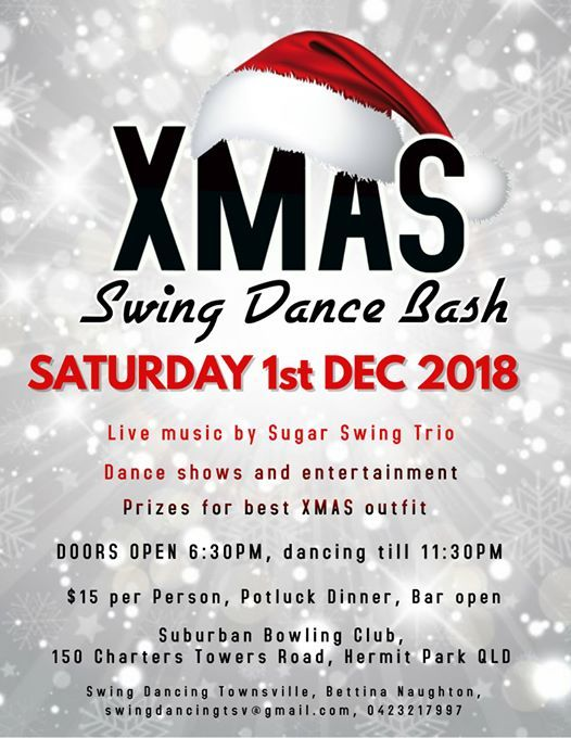 XMAS Swing Dance Bash