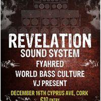 Revelation Soundsystem FyahRed World Bass Culture