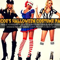 Roscoes Halloween Costume Party