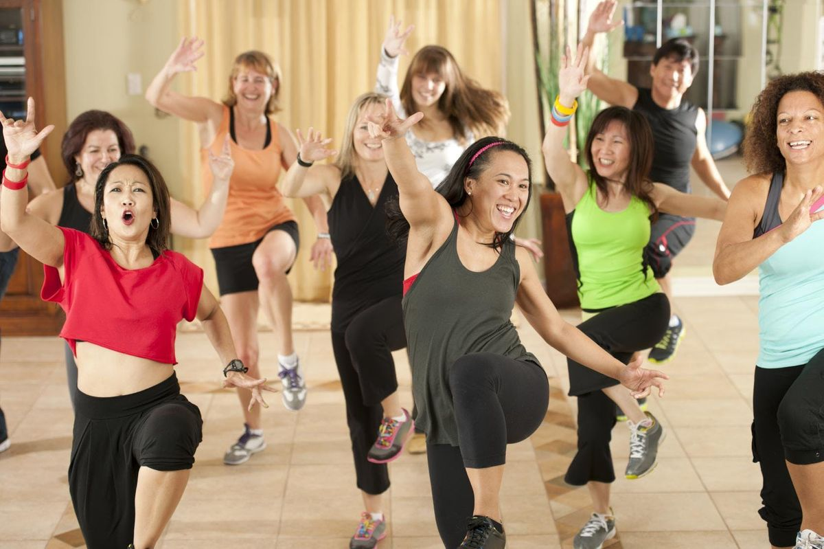FREE Workout at VBP Strong By Zumba