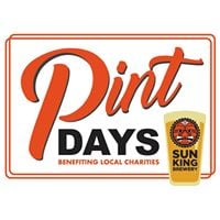 Sun King CANv Pint DAY benefitting CANv Charities