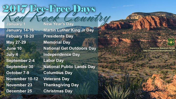 Fee-Free Day National Public Lands Day